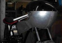 Motorcycle Speed Fairing