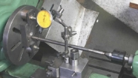 Lathe Center Finder