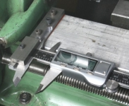 Digital Read Out for Milling Head