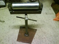 Roller Stand for Metal Saw