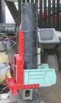 Suction Blast Gun Grit Dispenser