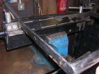 Scrap Steel Sheet Metal Bender