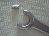 Porsche Sending Unit Wrench
