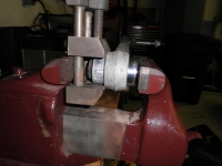 Suspension Bushing Jig