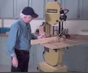 Universal Bandsaw Fence