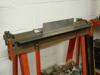 Metal Brake / Sheet Bender