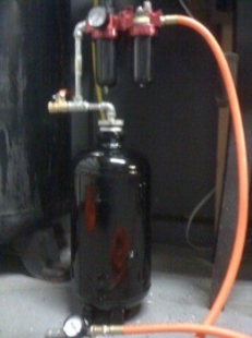 Homemade Soda Blaster - HomemadeTools net
