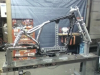 Motorcycle Frame Fixture