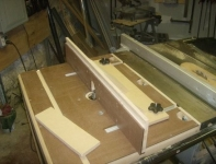 Torsion Box Router Table
