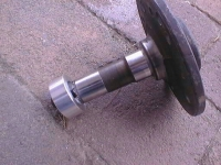 Rear Wheel Bearing Setup Tool