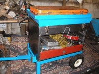 Toolbox Trolley