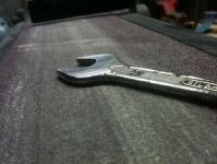 Bicycle Cone Wrench