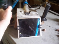 Plasma Cutter Holder
