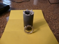 Steering Stem Nut Socket