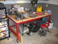 Heavy Duty Work Table