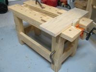 Clamping Sawbench