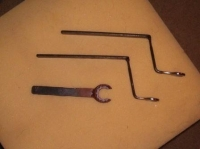 Mercedes Diesel Valve Adjustment Wrenches