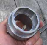 Steering Box Nut Socket