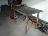 Budget Welding Table