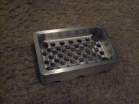 CNC-Machined Soap Dish