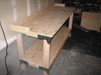 Bicycle Workbench