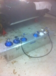 Nitrous Bottle Heater