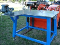 Compact Welding Table
