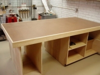 Torsion Box Workshop Table