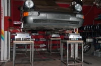 Automotive Scale Stands
