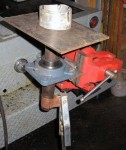 Rotary Welding Table Fixture