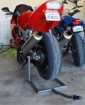 Rear Wheel Motorcycle Stand
