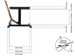 motorcycle lift stand plans