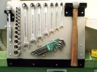 Stainless Steel Tool Board