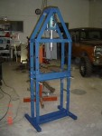 Hydraulic Shop Press