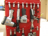 Tool Cart Air Tool Holder