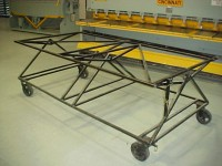 Sheet Metal Cart