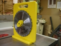 Sawblade Holder