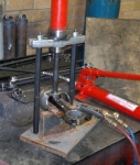 Piston Pin Jig