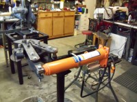 Hydraulic Tubing Bender Conversion