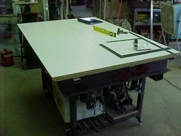 Chassis Jig Tables