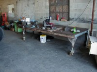 Chassis Table