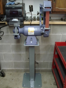Homemade Grinder Stand Homemadetools Net