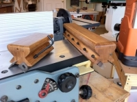 Jointer Blade Sharpening Jigs