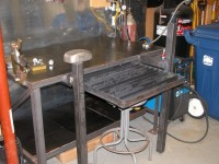 Welding and Work Table