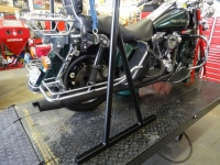 Motorcycle Hoist