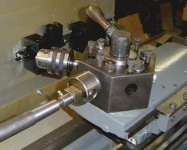 Boring Head Taper Attachment