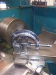 Lathe Tube Notcher
