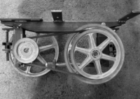 Wood Bandsaw Conversion To Metal Cutting