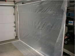 Homemade Paint Booth - HomemadeTools.net