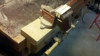 Dual-Duty Bench Vise